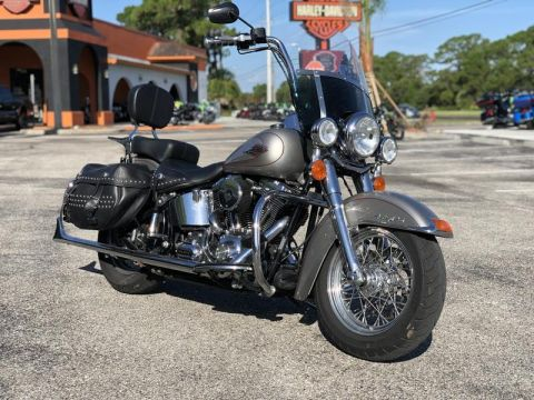 Pre-Owned 2009 Harley-Davidson Softail FLSTC - Heritage Softail