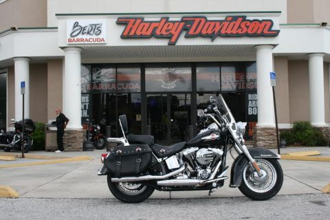 Pre-Owned 2016 Harley-Davidson Softail FLSTC - Heritage Softail Classic