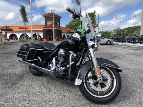 Pre-Owned 2014 Harley-Davidson Touring Road King Police
