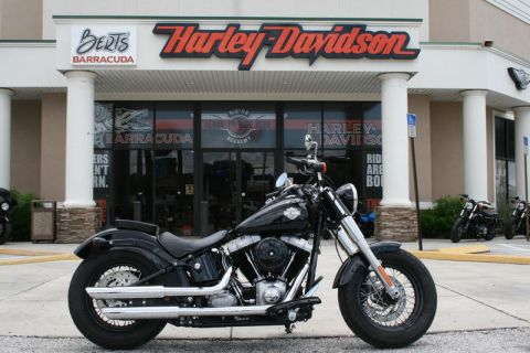 Pre-Owned 2015 Harley-Davidson Softail FLS - Softail Slim