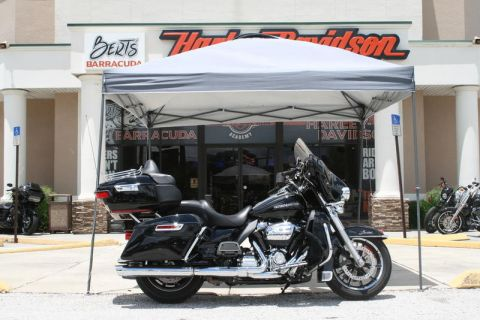Pre-Owned 2018 Harley-Davidson Touring FLHTK - Ultra Limited