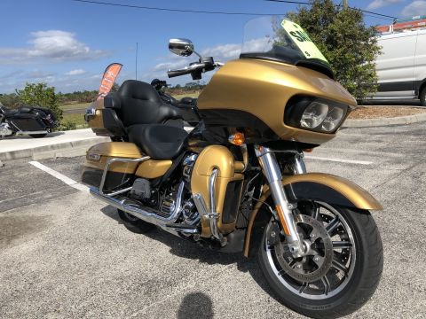 Pre-Owned 2017 Harley-Davidson Touring Road Glide Ultra