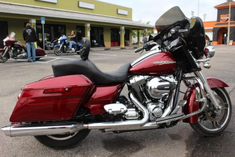 Pre-Owned 2016 Harley-Davidson Touring FLHXS - Street Glide Special